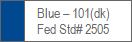 Blue 101