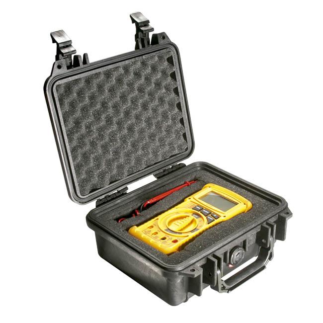 Peli 1200 Cases Silver No Foam 1200-001-150E No Foam